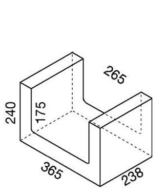 ks formsteine einfache verarbeitung schneller baufortschritt zapf kg. Black Bedroom Furniture Sets. Home Design Ideas