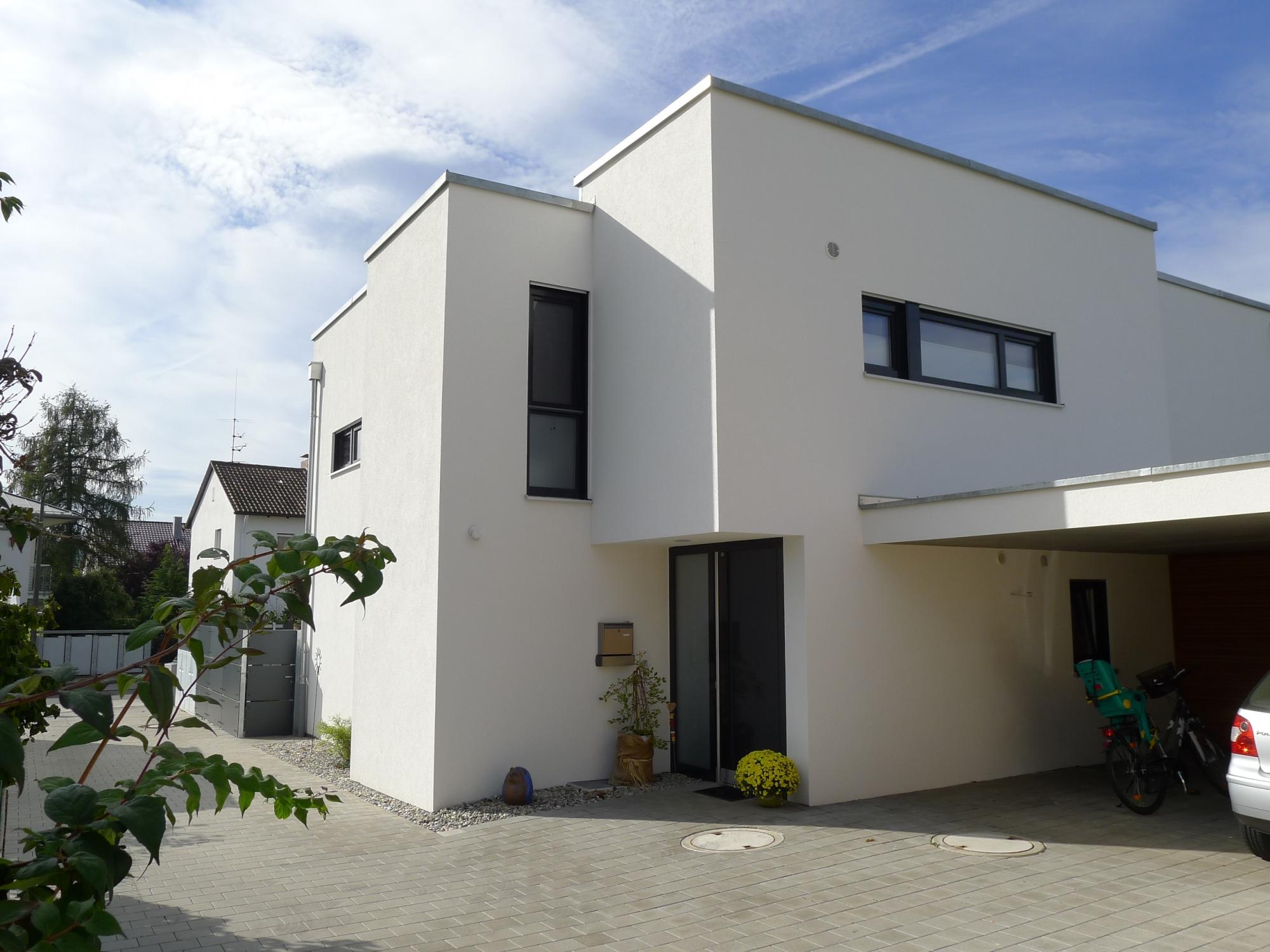 Einfamilienhaus mit moderner Architektur | Zapf Daigfuss